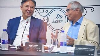 Reunião da Diretoria da ATPIESP com a Presidência da JUCESP