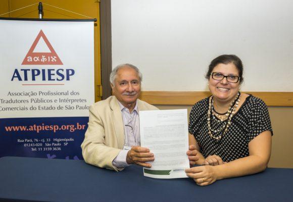 Central de assinaturas de TPIC para Apostilamento