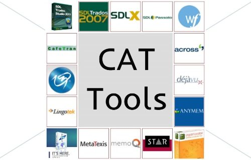 CAT Tools – Programas/softwares de memória de tradução – On-line